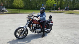 1985 motorcycle