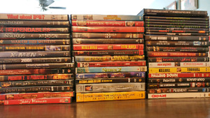 49 Dvds for sale