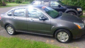 Ford Focus SE automatic