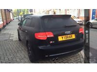 2010 Audi A3 S Line Low Mileage Black FULLY LOADED