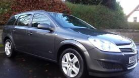 GOVERNMENT OWNED Vauxhall Astra 1.7 CDTi ( 110ps ) 2009 ecoFLEX ESTATE DIESEL
