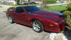 1987 Pontiac Trans Am GTA WS6 Coupe (2 door)