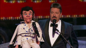 Front Row Tickets for Terry Fator - July 27 @ 8PM @ Casino Rama