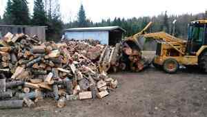 10 cord Dry firewood for sales 90 a cord