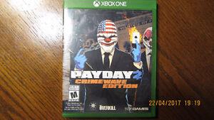 Payday 2 Crimewave Edition xbox one