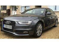 "18"" Audi A4 sline alloys"