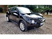 2014 Nissan Juke 1.6 16v CVT Acenta #FinanceAvailable