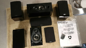 Energy 5.1 Take Classic Home Theater Speaker System (used)