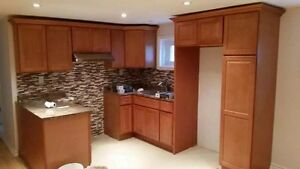 Great Saving!!! Solid wood kitchen cabinet , starts from $2299