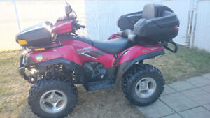 VTT KAWASAKI 750CC BRUTE FORCE V TWIN 2006 INCAPABLE