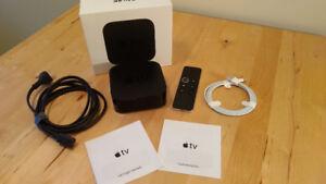 Apple TV (5e / 5th Generation) 4K 32GB HD Media Streamer