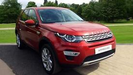 2016 Land Rover Discovery Sport 2.0 TD4 180 HSE Luxury 5dr Automatic Diesel Esta