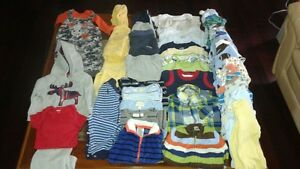 Baby boy clothes 9 & 9-12 months