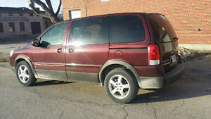 2006 Pontiac Montana. Excellent Condition. DVD Player