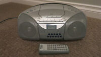 Sony CFD100 CD Player and Radio