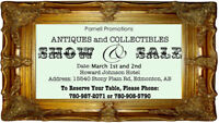 Antique and Collectibles Show and Sale