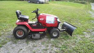 """MTD 42"""" LAWN TRACTOR for parts or rebuild"""