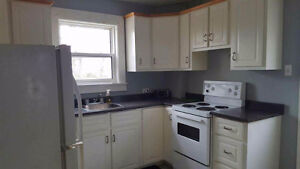 2 bedroom clean apartment in Ashby with private deck