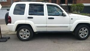 2007 Jeep Liberty trail rated Other