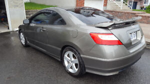 Honda Civic 2006 EX coupé