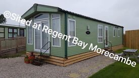 LUXURY 4 berth mobile home for hire.