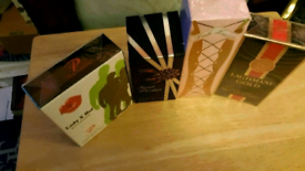 Perfumes and aftershave