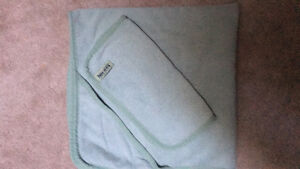 Norwex baby towel and cloth