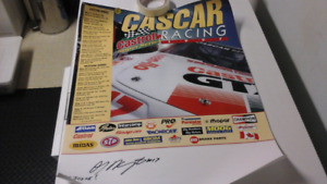 Cascar Castrol Super Series Racing 1997 Poster