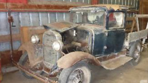 1920s model Ts 1930 made A pick up