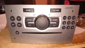 Vauxhall cd30 mp3