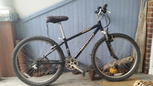 1998 Specialized Hardrock GX FS Mountain Bike, 15 inch Frame
