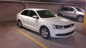 2014 Jetta Tredline new wheels! Winters on steel wheels