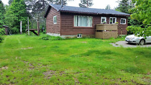 large 3 bedroom in Goulais Bay