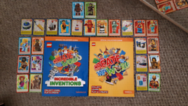 Lego books and some cards