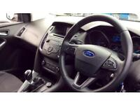 2014 Ford Focus 1.0 EcoBoost 125 Zetec 5dr Manual Petrol Hatchback