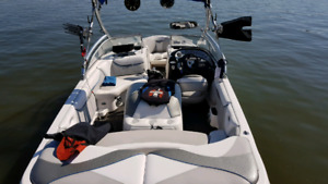 Tige'  (compare Malibu,mastercraft,nautique)