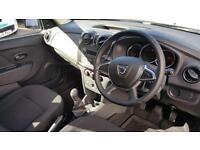 2017 Dacia Sandero 1.5 dCi Ambiance 5dr Diesel black Manual
