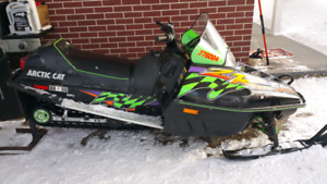 1993 Arctic Cat ZR 580