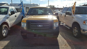 2009 Ford F-150 XL LONGBOX SAFETIED 2WD