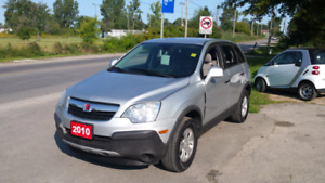 2010 saturn vue  ( same as chev equinox ) safety included