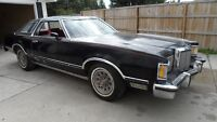 79 COUGAR XR7,73209 ORIG KMS**OUT OF 22 YEAR STORAGE**