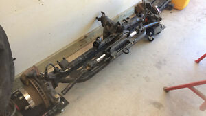 """Ford Dana 44 and Ford 9"""""""