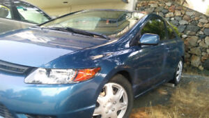 SLEEK+RELIABLE 2008 HONDA CIVIC FULLY INSPECTED PRIVATE SALE