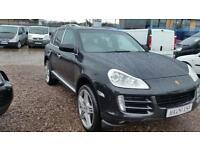 2009 PORSCHE CAYENNE Diesel Tiptronic S 12mth Warranty AA Cover Low Finance
