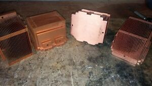 Copper Heat sinks