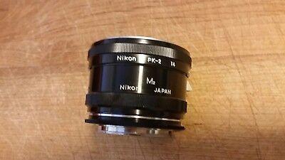 Адаптеры для объективов Nikon PK-2 Extension