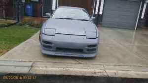 Nissan 180sx sr20 black top 5000 price to sell!