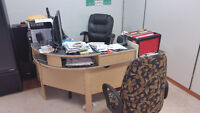 FREE USAGE OF OFFICE FURNITURE WITH A 5yr. LEASE