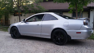 2001 Honda Accord coupe Coupe (2 door)