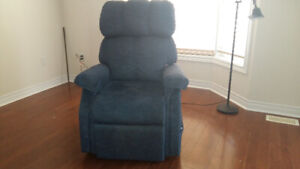 For Sale-Pride Lift Chair, Walker, Over The Bed Table